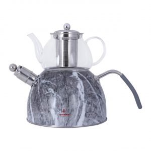 Buy Whistling Kettle with Tea Pot – TK311A online