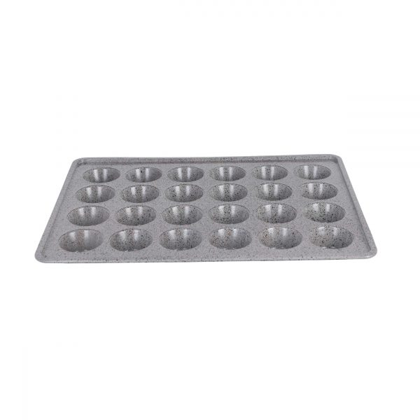 Buy 24 Cups Muffin Pan – Gray online