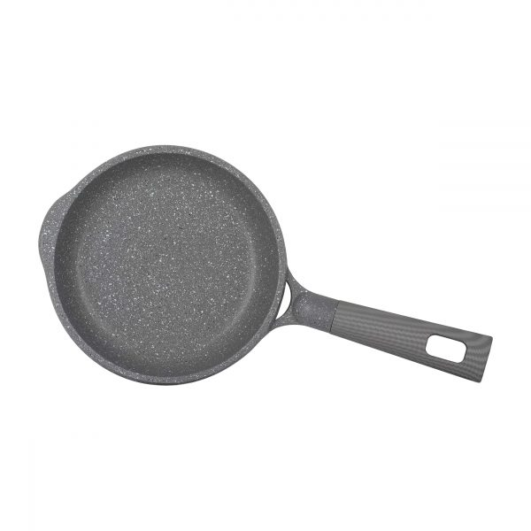 Buy Fry Pan With Lid – Gray online