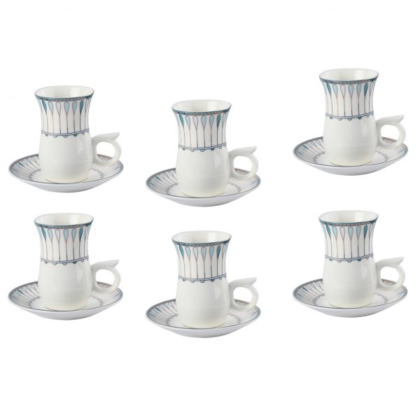 Buy 6PCS Cup and Saucer – II-A online