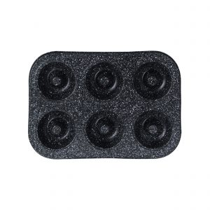 Buy 6 Cups Muffin Pan – Blue online