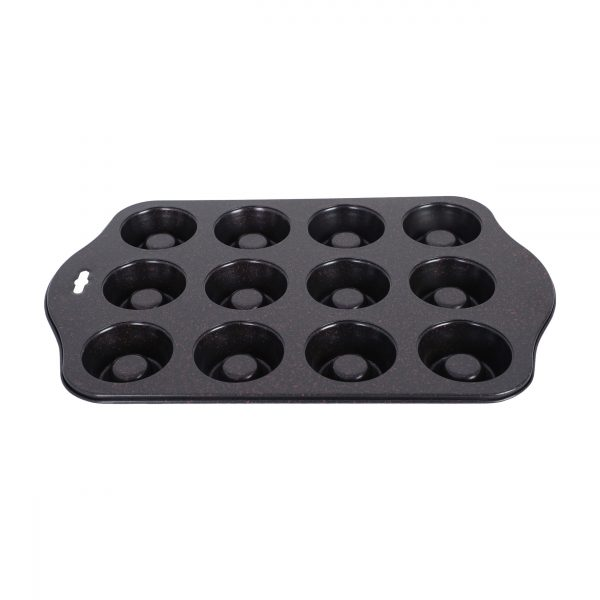 Buy 12 Cups Muffin Pan – Red online