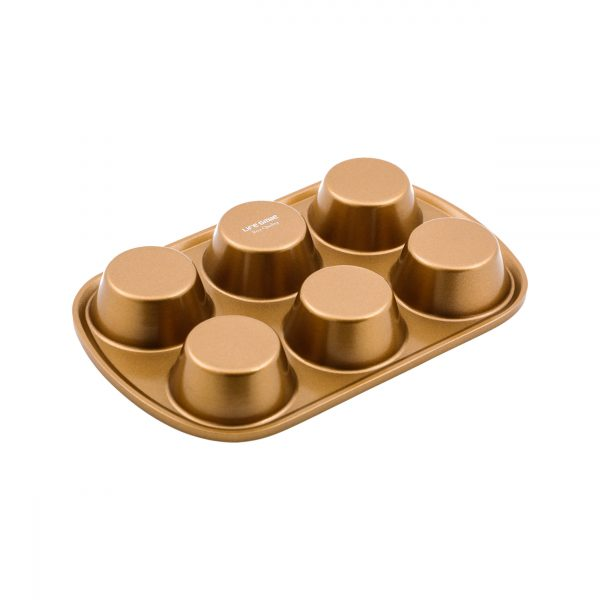 Buy 6 Cups Muffin Pan 27×17.5×3.3CM online
