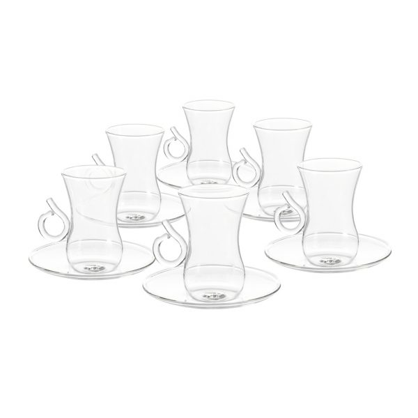 Buy 200ML 6PCS Cup and Saucer online